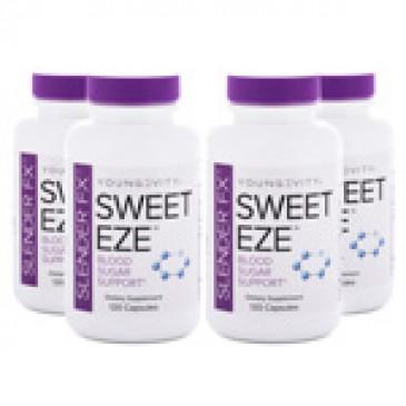 Slender FX Sweet EZE - 120 capsules (4 Pack)