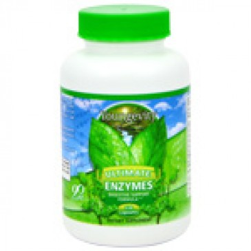Ultimate Enzymes- 120 capsules