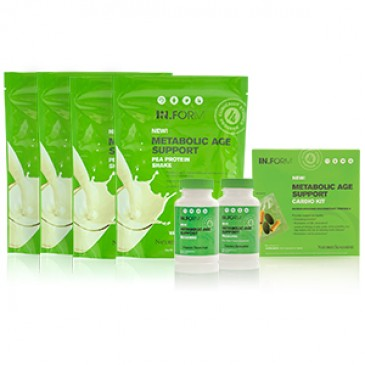 IN.FORM Metabolic Age Support System – Pea