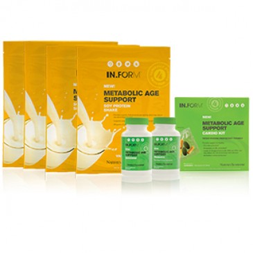IN.FORM Metabolic Age Support System – Soy