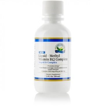 Liquid - Methyl Vitamin B-12 Complete