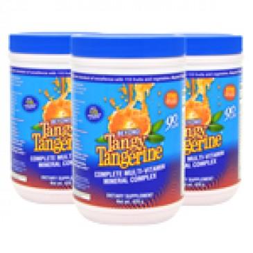 Beyond Tangy Tangerine T.V. (3 Pack)