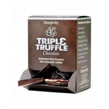 Triple Truffle Chocolate - 20 ct box