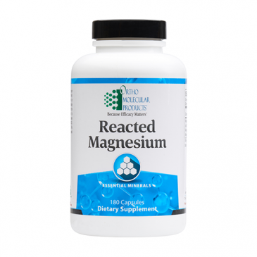 Reacted Magnesium - 180 Count