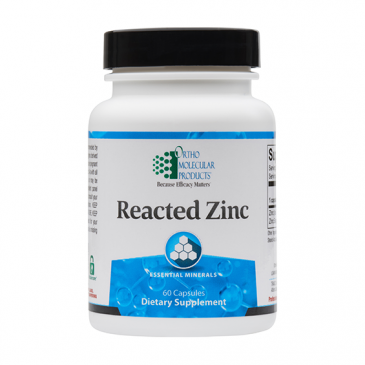 Reacted Zinc - 60 Count
