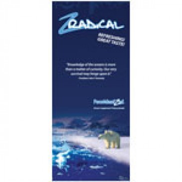 ZRadical Trifold Brochure - 25 ct