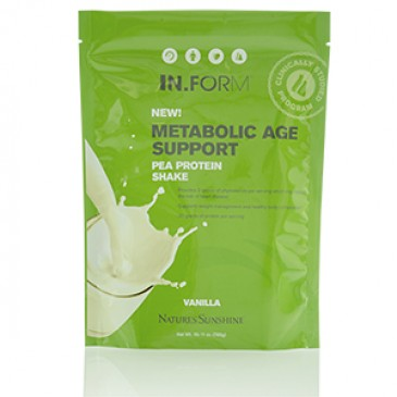IN.FORM Metabolic Age Support Pea Protein Shake (765 g)