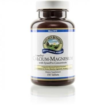 Calcium-Magnesium, SynerPro (150 tabs)