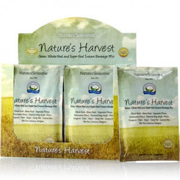 Nature's Harvest Travel Packets (20 Packets)