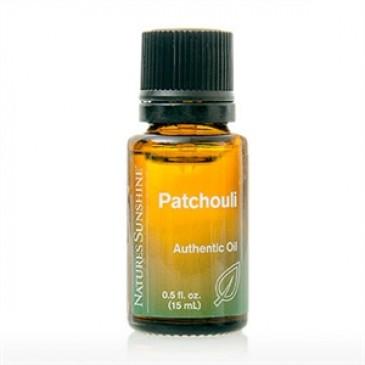 Patchouli Essential Oil (15 ml)