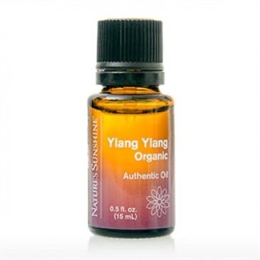 Ylang Ylang, Organic Essential Oil (15 ml)