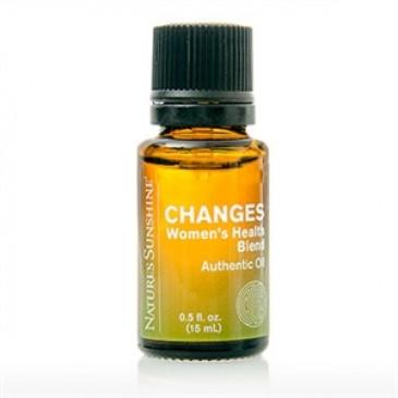CHANGES Women's Health Essential Oil Blend (15 ml)