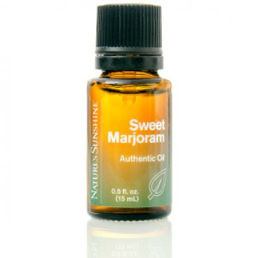 Sweet Marjoram Essential Oil (15 ml)