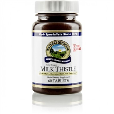 Milk Thistle T/R (60 tabs)