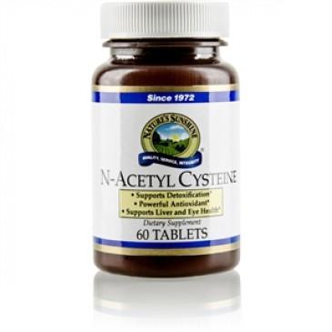 N-Acetyl Cysteine (60 tabs)