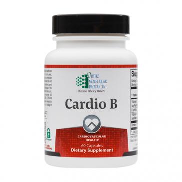 Cardio B - 60 Count