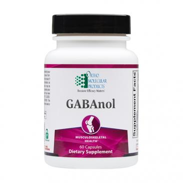 GABAnol - 60 Count