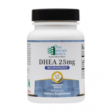 DHEA 25 MG - 90 Count
