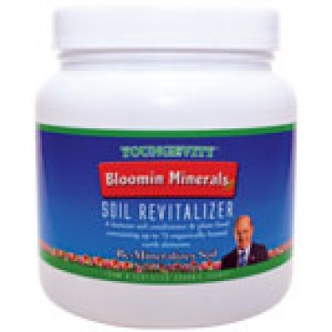 Bloomin Minerals Soil Revitalizer - 2.5 lbs