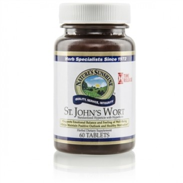 St. John's Wort Concentrate T/R (60 tabs)