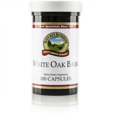 White Oak Bark (100 caps)