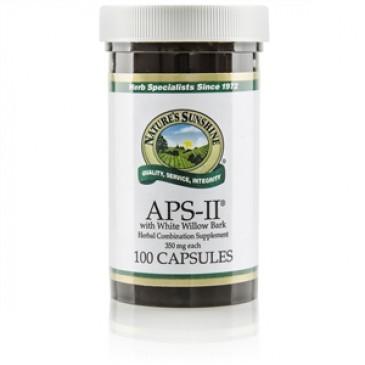 APS II w/ White Willow Bark (100 caps)