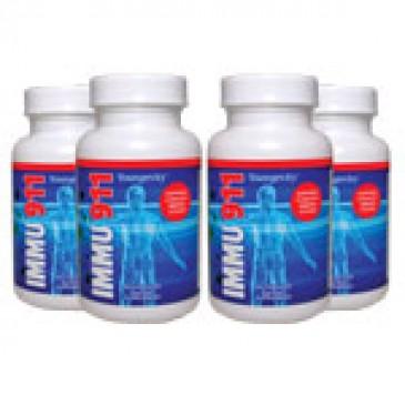 Immu-911 (4 bottles)