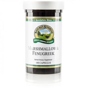 Marshmallow & Fenugreek (100 caps)