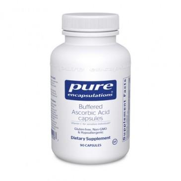 Buffered Ascorbic Acid 90 vcaps