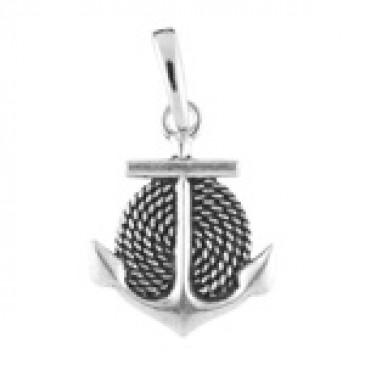 Silver Anchor Droplet