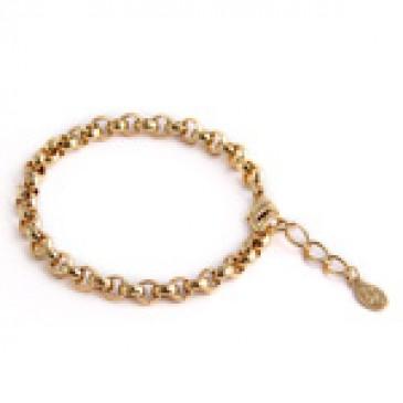 Gold Rolo Bracelet