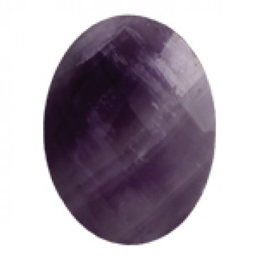 Amethyst Oval Stone
