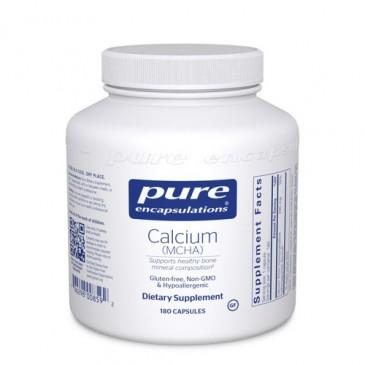 Calcium (MCHA) 180 vcaps
