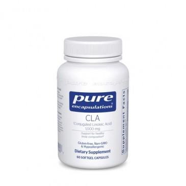 CLA 1000 mg. 60 vcaps