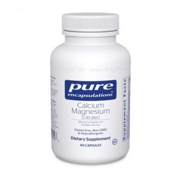 Calcium/Magnesium (citrate) 90 vcaps