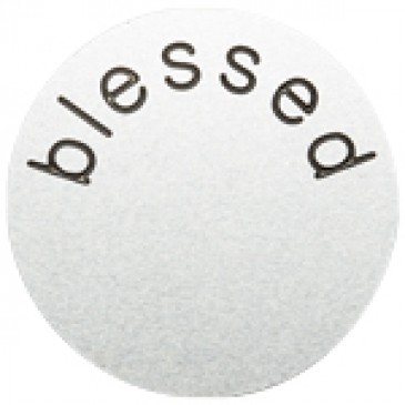 Blessed Medium Silver Coin