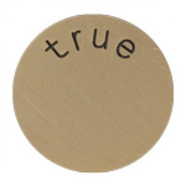 True Medium Gold Coin