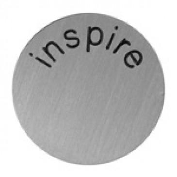 Inspire Medium Silver Coin