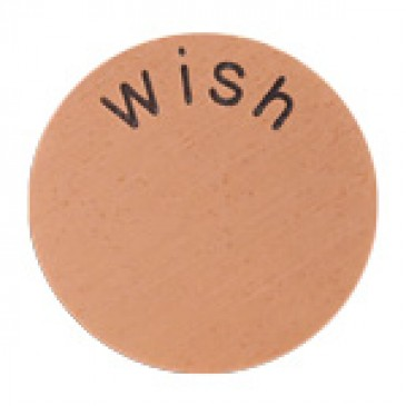 Wish Large Rose Gold Coin