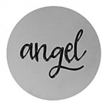 Angel Large Silver Coin