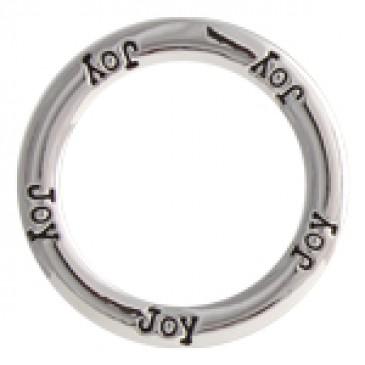 Joy Large Silver Frame
