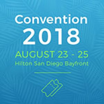 15% Off Early Bird Special - Convention 2018