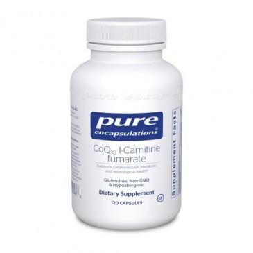 CoQ10 l-Carnitine Fumarate 120 vcaps