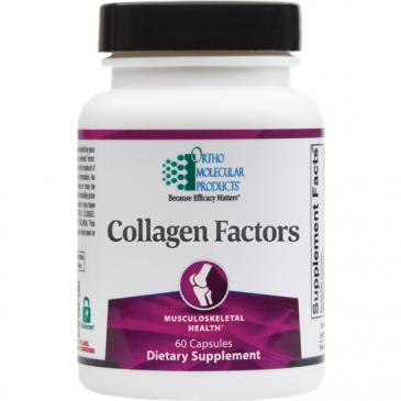 Collagen Factors - 60 Count