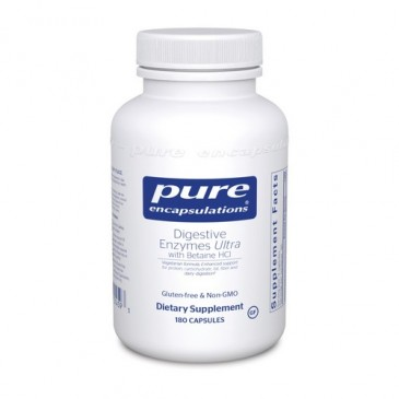 Digestive Enzymes Ultra w/Betaine HCl