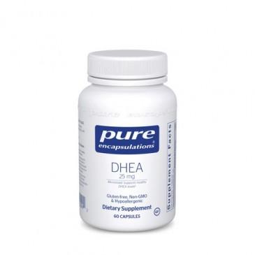 DHEA 25 mg. 60 vcaps