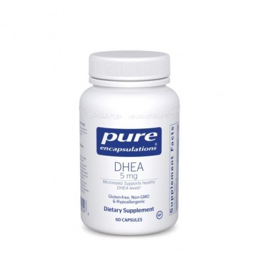 DHEA 5 mg. 60 vcaps