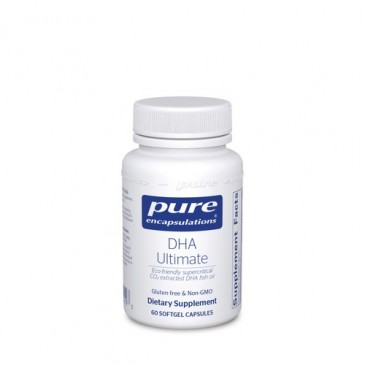 DHA Ultimate 60 vcaps