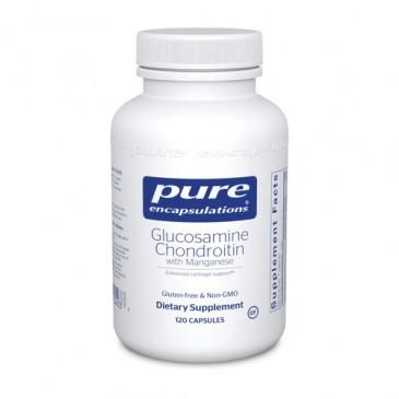 Glucosamine Chondroitin with Manganese 120 vcaps