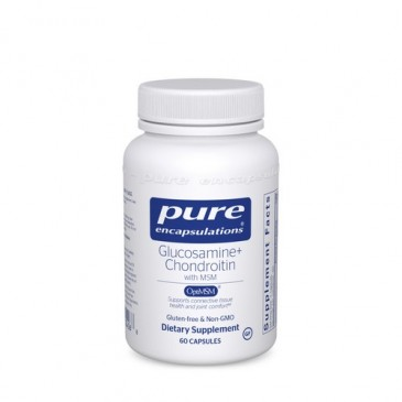 Glucosamine Chondroitin with MSM 60 vcaps